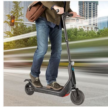 Citybug2 scooter at Brookstone $209 today only (regular $799)