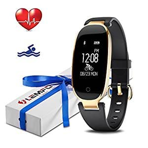 LEMFO Fitness Tracker Heart Rate Monitor 20% Off $28.79