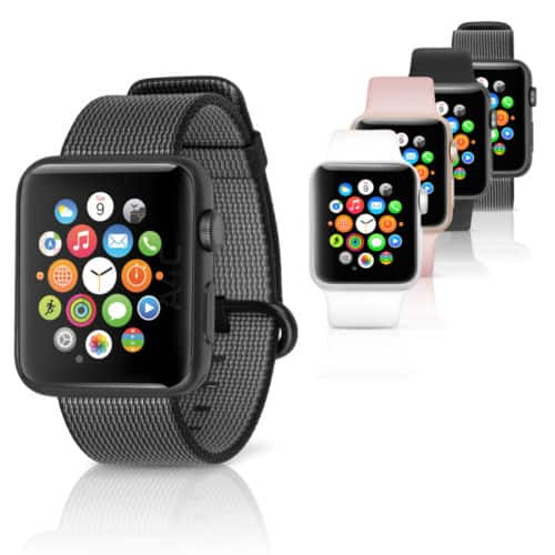 Apple watches: REFURBISHED! 38mm $164 - 42mm $179 - 38mm $254 - 42mm $269 + Free Shipping From a4c Via eBay