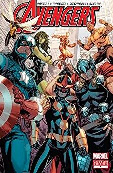 Marvel Comics e-books on Amazon Kindle for as low as FREE $0