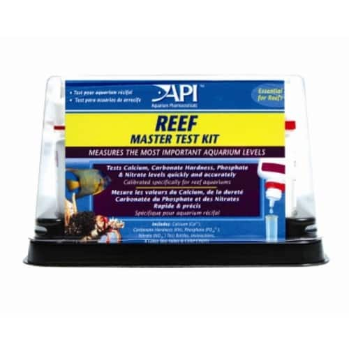 API Aquatic Reef Master Test Kit for Aquarium - As low as $14.32