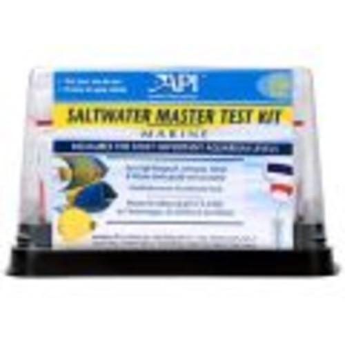 API Saltwater Master Aquarium Test Kit [550 tests] - $16.31
