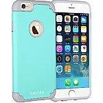 Gotida iPhone 6S Vibrant Hard Case Case - $1 AC Amazon Prime FBA