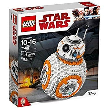 LEGO Star Wars BB-8 $80 + Free Shipping or 74.99 w/ Amazon Prime Coupon + Free Shipping $74.99