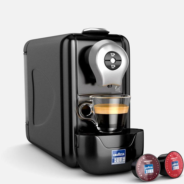 Lavazza Blue Single Serve Espresso Machine $124.99 ($106.24 +Tax & Free Shipping After 15% Discount)