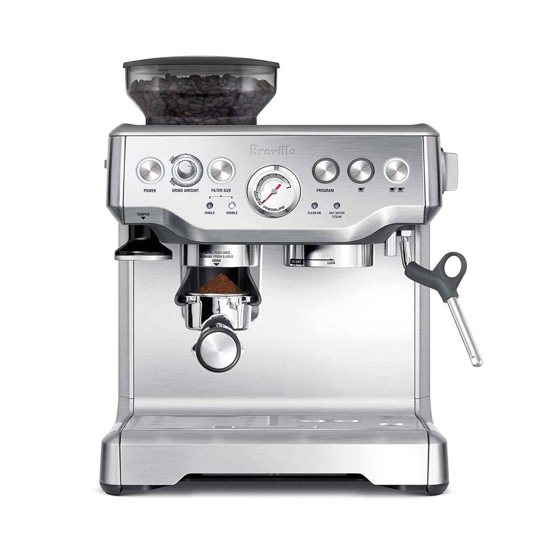 Breville the Barista Express™ Espresso Maker (Open Box) $324.99