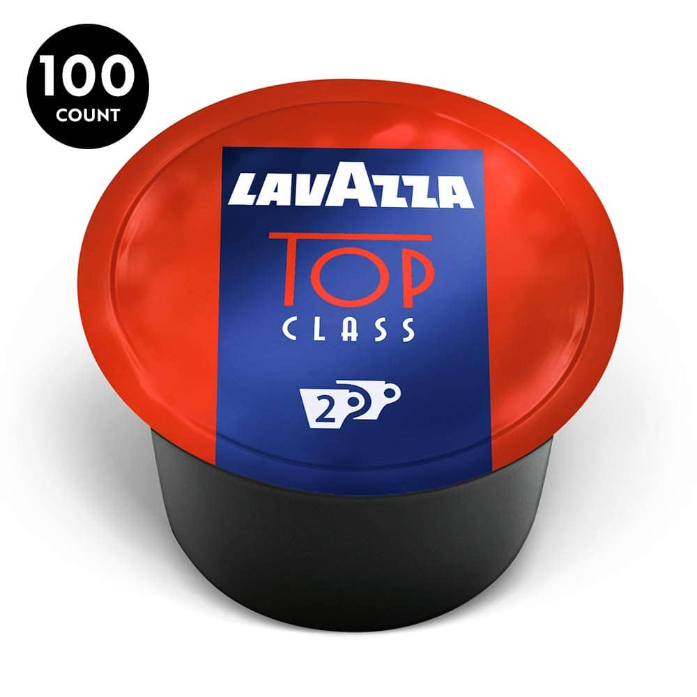 Lavazza Blue Top Class 2 (Double Shot) Capsules $43.55 (100 ct) Free Shipping w/ Prime