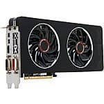 XFX Double Dissipation Video Cards: 3 GB Radeon R9 280X for $189.99 AR or 4 GB Radeon R9 290 for $239.99 AR + Dirt Rally (PC Game) + Free Shipping @ Newegg.com
