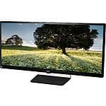 "Monitor Sale: 34"" LG 34UM65 2560x1080 5ms (GTG) IPS Panel Dual HDMI LED Monitor with Built-In Speakers for $459.99 & More + Free Shipping @ Newegg.com"