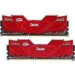 16 GB (2 x 8 GB) Team Dark 240-Pin DDR3 1600 (PC3 12800) Desktop Memory Kit (TDRED316G1600HC9DC01) for $75.99 + Free Shipping @ Newegg.com