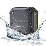 Omaker M4 Shockproof & Splashproof Bluetooth Speaker  $19