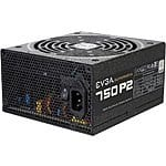 750 Watt EVGA SuperNOVA 750 P2 80 Plus Platinum Certified Full Modular Power Supply for $79.99 AR with Visa Checkout + Free Shipping @ Newegg.com *SuperFlower*
