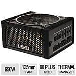 650 Watt Antec EDGE 80 Plus Gold Certified Full Modular Power Supply (EDG650) for $49.99 AR & More + Free Shipping @ TigerDirect.com *Seasonic-Built*