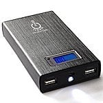 Intocircuit 15,000mAh 4.8A Dual USB Battery Pack w/ SmartID  $18 + Free Shipping