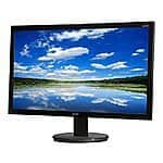 "23.6"" Acer K242HQL BBID Black 1920x1080 5ms (GTG) HDMI TN Panel LED Monitor for $109.99 & More + Free Shipping @ Newegg.com"
