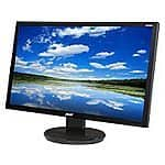 "27"" Acer K2 Series Black 2560 x 1440 6ms (GTG) IPS Panel HDMI LED Monitor (K272HULbmiidp) for $249.99 AR & More + Free Shipping @ Newegg.com"