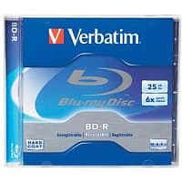 TigerDirect Deal: Verbatim 25 GB 4x BD-R Disc w/ Jewel Case & Kingwin CFBL-012LB 120mm Blue LED Case Fan - Free After Rebate + S&H @ TigerDirect.com