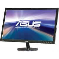 "Newegg Deal: 23"" ASUS VS Series VS238H-P 1080p 2ms Widescreen LED Monitor (Black) - $119.99 AC AR + Free Shipping @ Newegg.com"