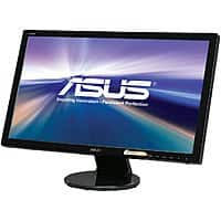 """Newegg Deal: 23.6"""" ASUS VE247H 1080p 2ms (GTG) LED Monitor with Built-In Speakers - $119.49 AC AR + Free Shipping @ Newegg.com"""