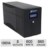 TigerDirect Deal: Ultra Xfinity Pro Series 1000VA 600 Watt Uninterruptible Power Supply w/ 8 Outlets, AVR & LCD Display (U12-42366) for ~$43.00 AR Shipped w/ Google Wallet & Filler @ TigerDirect.com