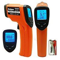 Amazon Deal: Nubee Non-Contact Infrared Thermometer Digital Temperature Gun w/ Laser Sight (NUB-8500H) - $12.88 AC + Free Shipping w/ Prime or FSSS @ Amazon.com