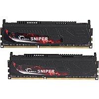 Newegg Deal: 16 GB (2 x 8 GB) G.SKILL Sniper Series 240-Pin DDR3 2133 (PC3 17000) Desktop Memory (F3-2133C10D-16GSR) - $99.99 + Free Shipping @ Newegg.com