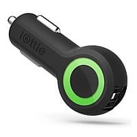 Newegg Deal: iOttie 5A (25W) RapidVOLT Black Dual USB Car Charger for $5.99 AC for 1 or $4.99 AC (or less) if you Buy 2+ @ Newegg.com