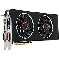 Newegg Deal: XFX Double Dissipation Video Cards: 3 GB Radeon R9 280X for $189.99 AR or 4 GB Radeon R9 290 for $239.99 AR + Dirt Rally (PC Game) + Free Shipping @ Newegg.com