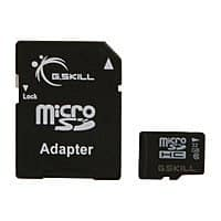 Newegg Deal: Flash Memory: 32 GB G.SKILL Class 10 UHS-1 microSDHC Flash Card for $10.78 AC (or less), 32 GB Patriot LX Series Class 10 UHS-1 SDHC Flash Card for $10.58 AR & More @ Newegg.com