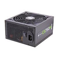 Newegg Deal: 750 Watt Corsair CX750M 80 Plus Bronze Certified Modular Power Supply (CP-9020061-NA) for $54.99 AR + Free Shipping @ Newegg.com