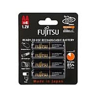 Newegg Deal: Charger & Battery Deals: Fujitsu 4-Pack AAA Ni-MH High-Capacity Batteries + Fujitsu 2-Pack AA Ni-MH High-Capacity Batteries for $12.99 & More + Free Shipping @ Newegg.com