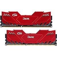 Newegg Deal: 16 GB (2 x 8 GB) Team Dark 240-Pin DDR3 1600 (PC3 12800) Desktop Memory Kit (TDRED316G1600HC9DC01) for $75.99 + Free Shipping @ Newegg.com
