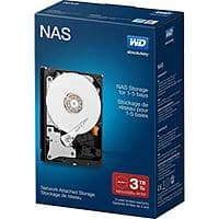 "Frys Deal: 24 Hrs Only: 3 TB Western Digital Red 3.5"" SATA III Intellipower NAS Hard Drive Retail Kit (WDBMMA0030HNC-NRSN) for $89.00 AC + Free Shipping @ Frys.com"