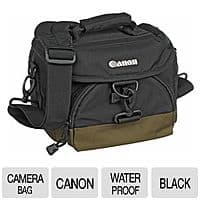 "TigerDirect Deal: Canon 100-EG Custom Black Waterproof Gadget Bag for Free After Rebate, Traveler's Club 30"" 2-Section Drop Bottom Rolling Duffel Bags for $4.99 AR + S&H @ TigerDirect.com"