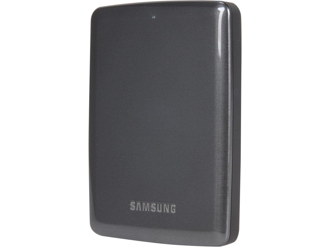 2 TB Samsung P3 Portable USB 3.0 External Hard Drive w/ 3 Year Warranty for $79.99 AC + Free Shipping @ Newegg.com