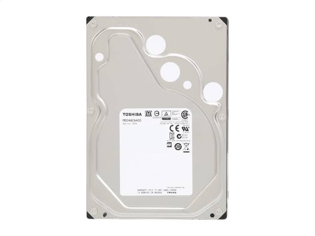 """4 TB Toshiba 3.5"""" 7200 RPM SATA III HDD Retail Box for $104.99 w/ VC, Corsair Vengeance K70 Mechanical Gaming Keyboard w/ Cherry MX Brown Switches for $99.95 & More @ Newegg.com"""