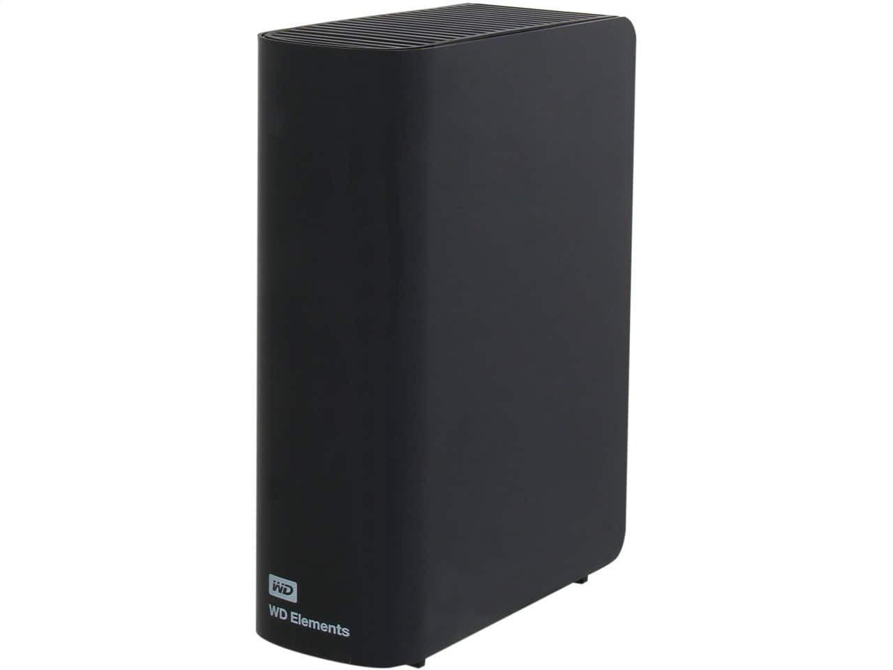 4 TB Western Digital Elements USB 3.0 External Desktop Hard Drive NESN) for(WDBWLG0040HBK- $99.99 AR (or less) + Free Shipping @ TigerDirect.com