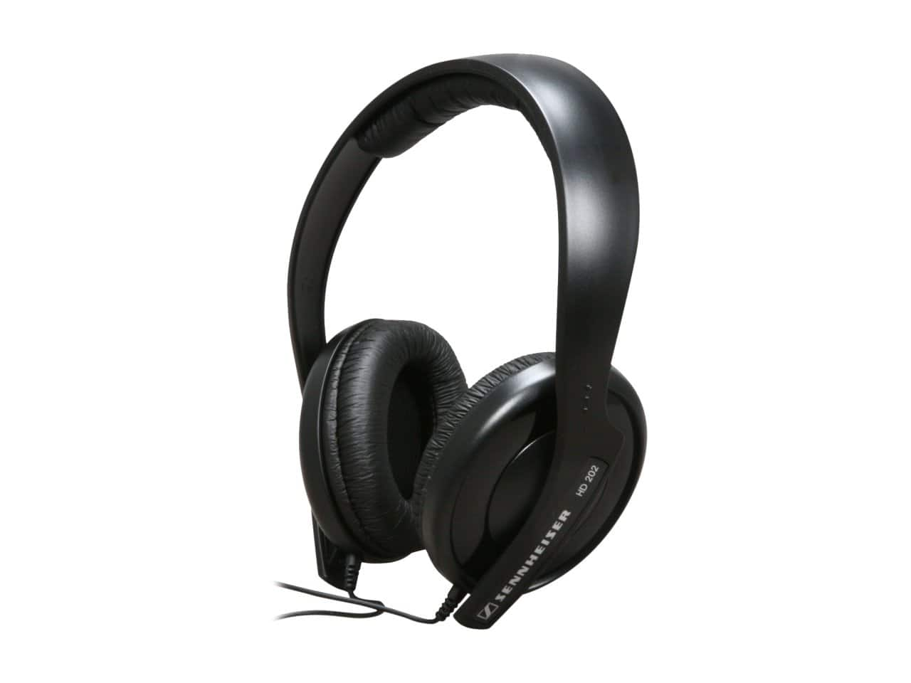 Personal Audio: Sennheiser HD-202II On-Ear Professional DJ Style Headphones for $14.95 AC & More + Free Shipping @ Newegg.com