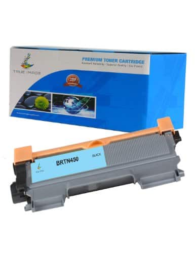 True Image Brother Compatible High Yield Black Toner Cartridge for TN-450/420 (BRTN450) for $10.99 AR (or $8.99 AR for 2) + Free Shipping @ Newegg.com