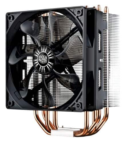 Cooler Master Hyper 212 EVO CPU Cooler with 120mm PWM Fan for $24.99 AR + Free Shipping @ Newegg.com