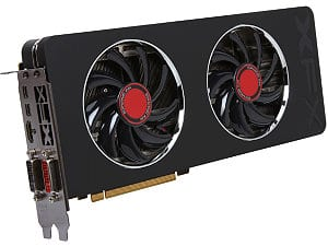 XFX Double Dissipation Radeon R9 280 3 GB 384-Bit GDDR5 PCI Express 3.0 Video Card (R9-280A-TDFD) + Dirt Rally (PC Game) for $149.99 AR + Free Shipping @ Newegg.com