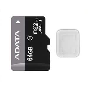 Storage Deals: 64 GB ADATA Premier Class 10 UHS-1 MicroSDXC Flash Card with Adapter for $9.99 AR & More + S&H @ TigerDirect.com