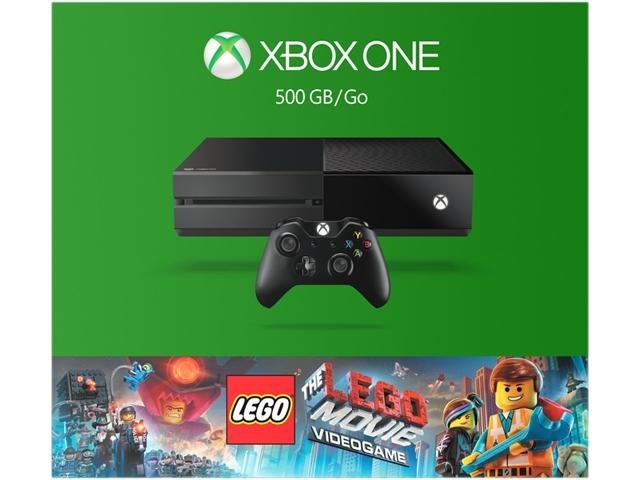 500 GB Microsoft Xbox One Lego The Movie Bundle for $297.49 AC + S&H @ Newegg.com
