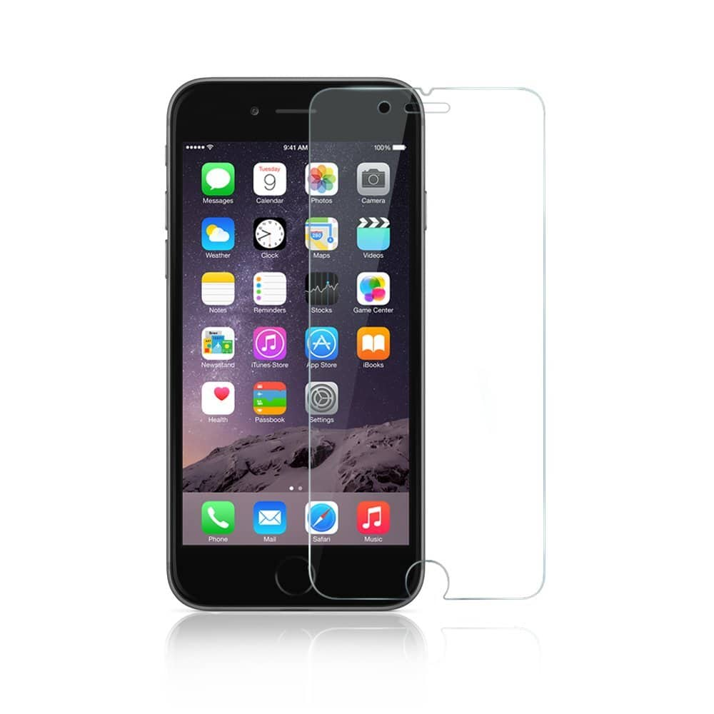 Anker Tempered Glass Screen Protectors and Cases for iPhone 6 / 6s / 6 Plus / 6s Plus Starting at $1.99 AC + FSSS or FS w/ Prime @ Amazon.com