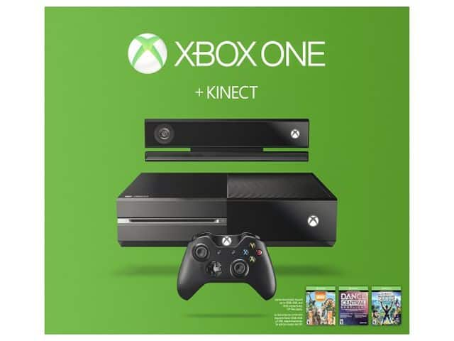 500GB Xbox One Console 3 Game Kinect Bundle + Plantronics Rig Flex Gaming Headset + Rainbow Six Siege for $349.99 + S&H, Tom Clancy's The Division for $44.99 & More @ Newegg.com