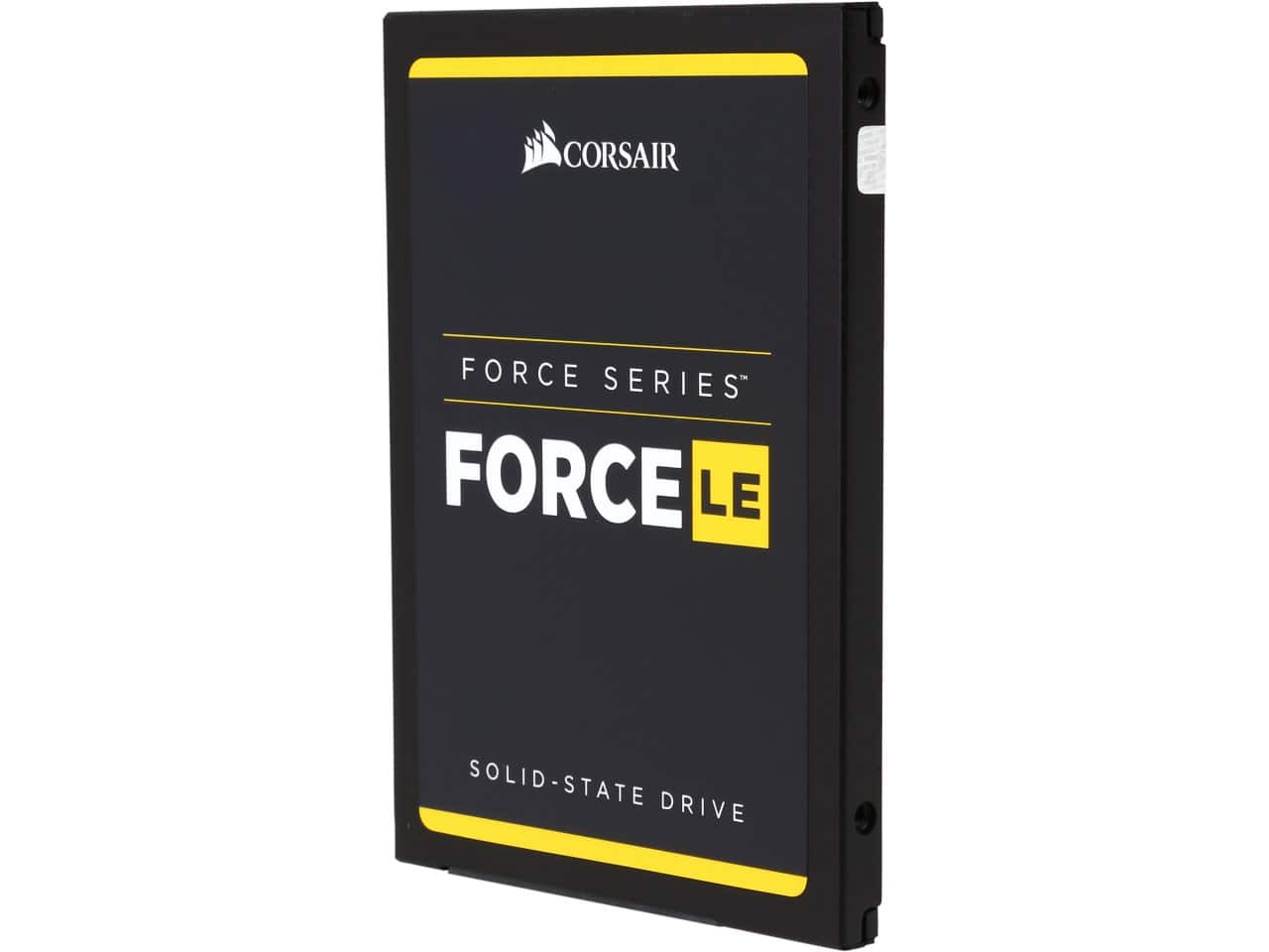"240 GB Corsair Force LE 2.5"" SATA III TLC Internal SSD for $57.99, 2 TB Seagate Desktop HDD 3.5"" 7200 RPM SATA III Internal Hard Drive for $59.99 AC & More @ Newegg.com"