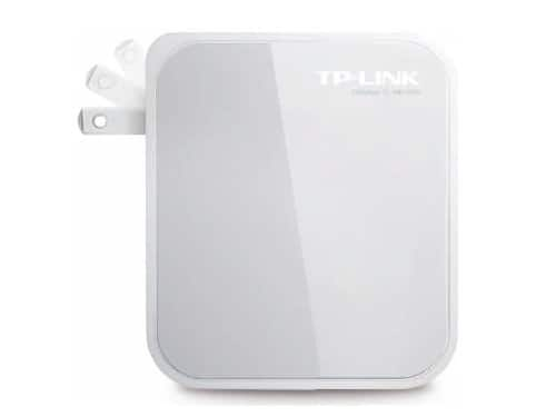 TP-LINK TL-WR700N N150 Portable Wireless Router for $4.99 AC & More + Free Shipping @ Newegg.com