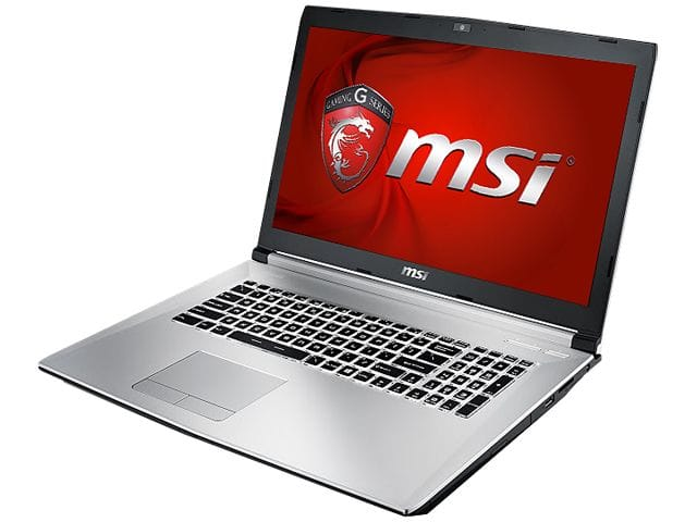 msi pe70 gaming laptop w 2 6 ghz intel core i7 6700hq 12gb ddr4 2133 memory 1tb hdd 2gb. Black Bedroom Furniture Sets. Home Design Ideas