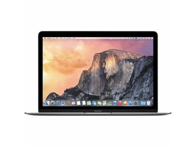 "Apple MacBook 12"" Retina IPS LED 1.1 GHz Intel Core M Dual-Core CPU, 8 GB DDR3, 256 PCIe Flash-Based Storage, OSX-Yosemite for $939.00 + Free Shipping @ Newegg.com"