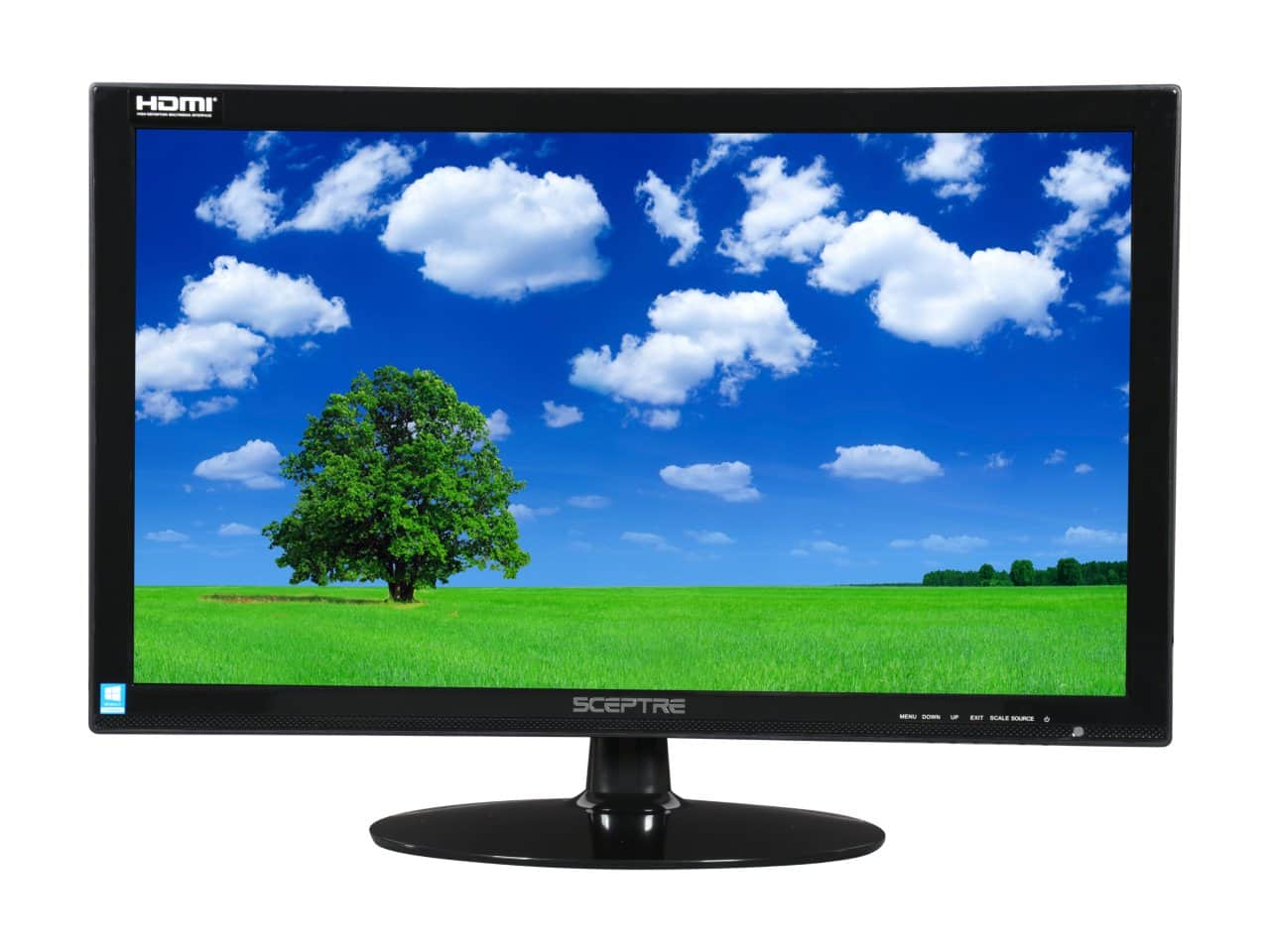 "24"" Sceptre E248W-1920 1080p 5ms HDMI LED Monitor w/ Speakers for $99.99, 27"" Sceptre E275W-1920 1080p 5ms HDMI LED Monitor w/ Speakers for $139.99 AC + S&H & More @ Newegg.com"